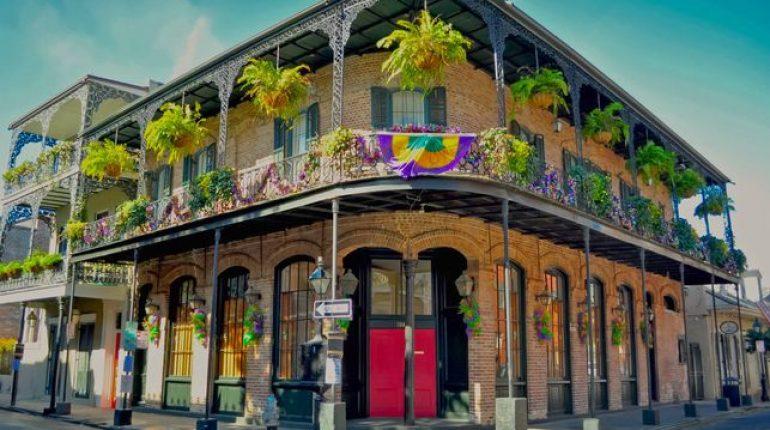 Barrio Frances de Nueva Orleans