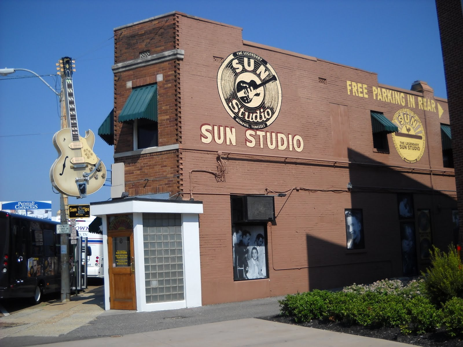 El estudio Sun Records