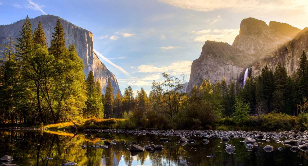 Parque Nacional de Yosemite California