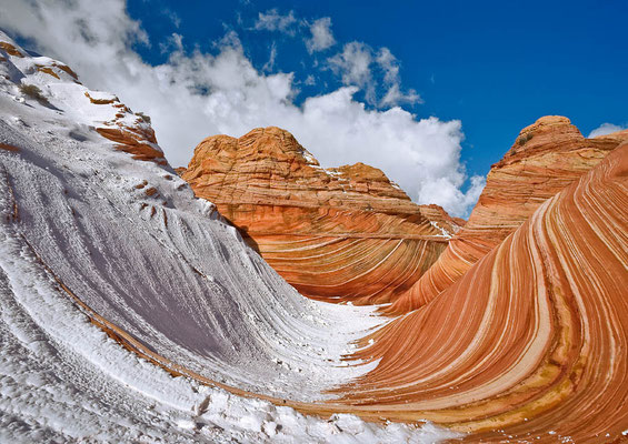The Wave la ola en Arizona